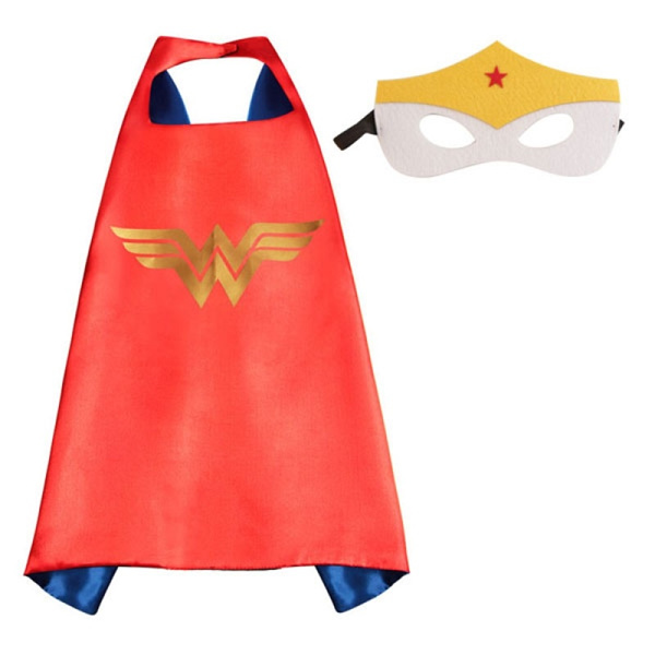 Kids Costume Super Hero Cape Deals for only S$27.2 instead of S$0