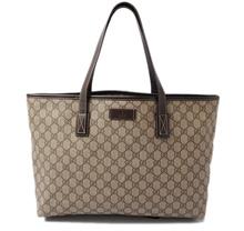 Gucci Tote Bag GUCCI GG Plus GG Brown / Beige 211137 [pre]