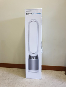 Dyson TP00 Pure Cool Purifier Tower Fan TP00 (White/Silver)