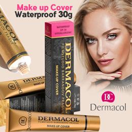 [New Arrival] Dermacol Make up Cover Waterproof 30g 100% Original