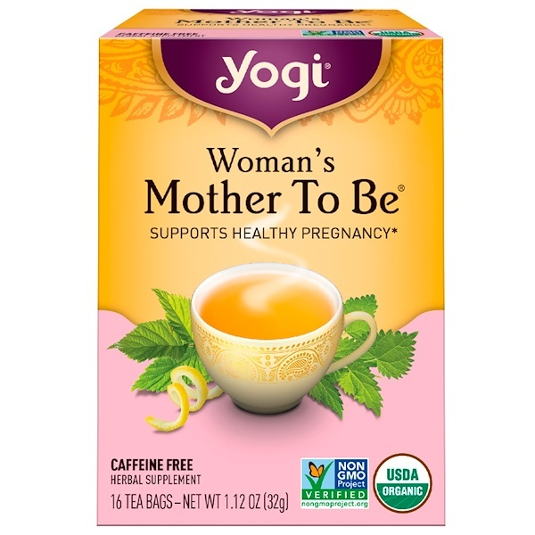 [Ship fr US]Yogi Tea? Woman s Mother To Be? Caffeine Free? 16 Tea Bags? 1.12 oz Deals for only S$14.45 instead of S$0