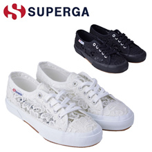 Superga sneakers SUPERGA 2750 MACRAMEW S008YA0 lace shoes Womens