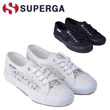Superga sneakers SUPERGA 2750 MACRAMEW S008YA0 lace shoes Womens
