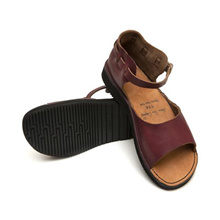 [Made in USA] Aurora Shoe Co. – New Mexican (Burgundy)