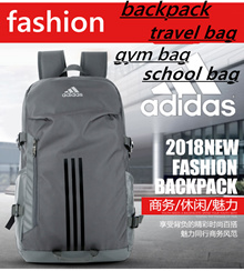 new arrival Sports Backpack▶ AD Designed Roll Up Backpack and Gym Sack◀Travel Bag/Bicycle Bag