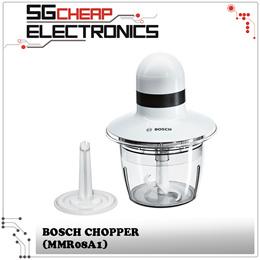BOSCH MMR08A1 Chopper - Singapore Warranty