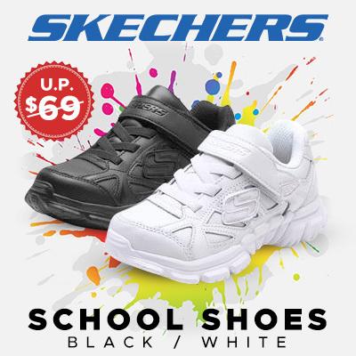Qoo10 - SKECHERS SCHOOL SHOE CLEARANCE