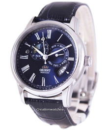 Orient Automatic Sun And Moon ET0T004D Men s Watch