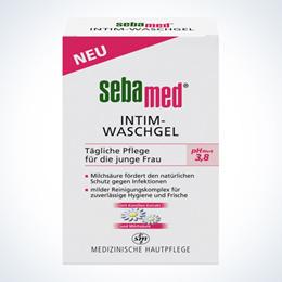 세바메드 인팀 워시젤 여성청결제 pH3.8 200ml