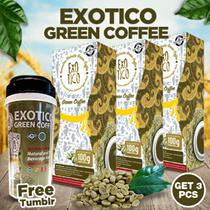 ★GET 3 PCS GREEN COFFEE★FREE TUMBLER ★Cofee for Diet★Terbukti aman halal dan berkualitas★