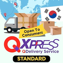 [Qxpress_SGKR ]Qdelivery Overseas Service. Door to Door Service for Overseas Delivery