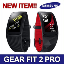 ★ SAMSUNG Gear Fit 2 Pro ★ Smart Watch / GPS Sports Band / Tracking / Fitness / Water / SM-R365
