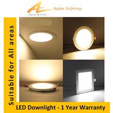 LED Downlight Slim Panel Lighting Recessed Ceiling Light SG *LOCAL SELLER 1 YEAR WARRANTY*