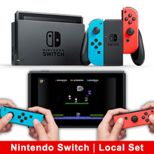 [Make $388][Free Shipping][Apply $60 Cart Coupon Here!!]Nintendo Switch Grey / Neon Console // Local Maxsoft Warranty // Local Set // Standalone