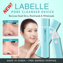 ❤ Labelle ❤ Singapore Official Distributor › P3 Pore Cleansing Device from Korea › Remove Blackhead