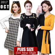 【28 Sep Update】600+ Styles 80% Off !Crazy Promotion! 2017 Plus Size Dresses Tops Blouses