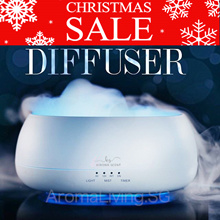 2018 BEST SELLER Special Promo! Cloud Mist Aroma Diffuser. 7 LED Lights. Free Essential Oil!