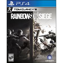 【Game Hypermart】PS4 TOM CLANCYS RAINBOW SIX SIEGE