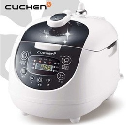 [CUCHEN] electric pressure cooker for 6 persons (WPQ-LB0602FB) / cooker / Cooking / Kitchen / steam / cleaning / insulation