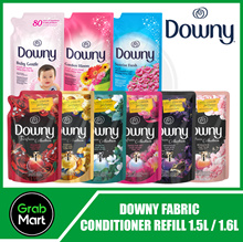 【DOWNY】Fabric Conditioner Refill Pack 1.5L / 1.6L