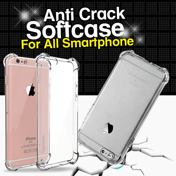 Anti Crack Softcase Deals for only Rp8.950 instead of Rp8.950