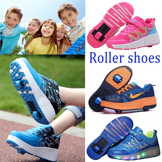 Qoo10 - Roller Shoes : Toys