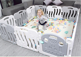 Shell Design DIY Safety Play Pen for Babies baby/playpen / Play Yard / playyard Safety fence child