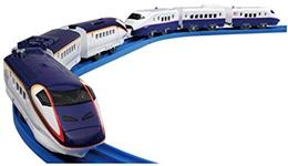 プラレール E3系新幹線つばさ&E2系新幹線連結セット