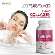 🔥Best Selling Amino Collagen + Hyaluronic Acid 🔥 Smooth Younger Looking Skin 🔥 Anti-Wrinkles