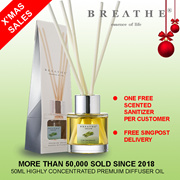 CNY Special ★★Superb Reeds Diffusers from BREATHE★★