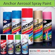 [Nippon Paint]Nippon Paint Pylox Spray Paint (Solid Colours 01)