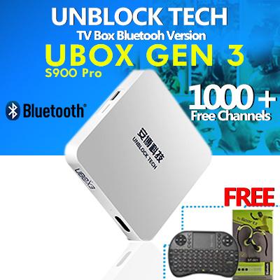 Qoo10 Unblock Tv Box Gen3 Tv Entertainment