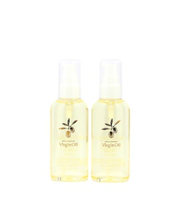 OLIVE MANON VIRGIN OIL 2X100ML