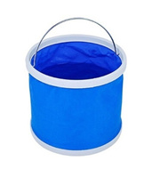 9L car wash bucket fishing bucket folding bucket car portable collapsible bucket to draw water for f