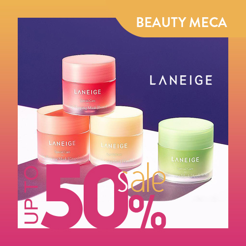 [Laneige]Lip Sleeping Mask/Mini Pore Best CollectionFrom $9.9! Free Shipping Over $30 Deals for only S$15.8 instead of S$0