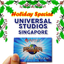 Universal Studio Singapore USS admission ticket e tickets one day pass Open date 环球 影城 门票