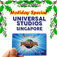 Universal Studio Singapore USS admission ticket e tickets one day pass 环球影城门票
