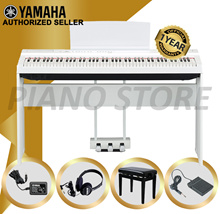 [TOP SELLER- Local Authorised Seller] Yamaha P-125 Digital Piano / 88 Weighted Piano Keyboard SG
