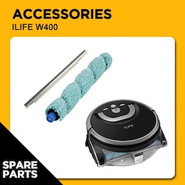 ACCESSORIES FOR ILIFE W400 FLOOR CLEANING ROBOT VACUUM CLEANER