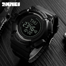 New Compass Electronic Watch Mens Outdoor Sports Watch