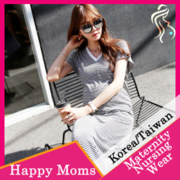 b929b7a6a9f HAPPYMOMS *KOREAN MATERNITY NURSING DRESS* STYLISH AND FASHIONABLE-IMPORTED  FROM KOREA/TAIWAN