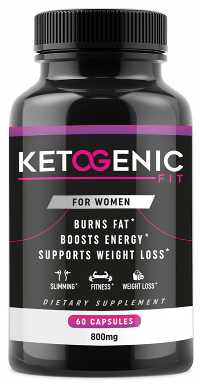 Ketogenic Fit Keto Pills For Women Keto Diet Pills With Bhb Supplements For Keto Diets Weight Lo