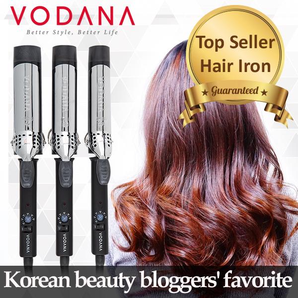 Vodana Glamorous Wave Hair Curler Curling Iron Korea Beauty Blogger Korean