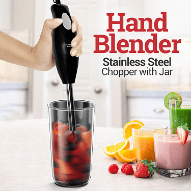 KALNO 2 IN 1 NUTRITIONAL HAND BLENDER STAINLESS STEEL Deals for only Rp194.350 instead of Rp194.350