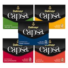 Dalmayr Capsaic Capsule Coffee 10 Nespresso Compatible Capsule Capsule Coffee