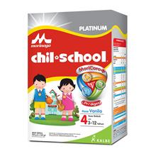 chil school platinum vanila