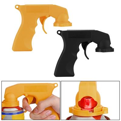 Vingtank Paint Care Aerosol Spray Gun Handle Spray Paint Aerosol Applicator  with Full Grip Trigger L