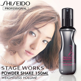 Shiseido Professional Stage Works Powder Shake 150ml