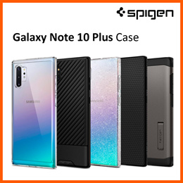 Spigen Samsung Galaxy Note 10+ Case Note 10 Plus Case Note 10 Plus Casing Cover Screen Protector