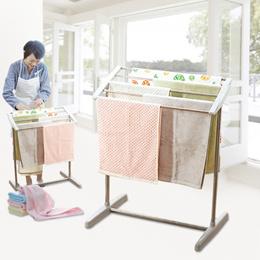 Stainless Steel Towel Hanger Rack